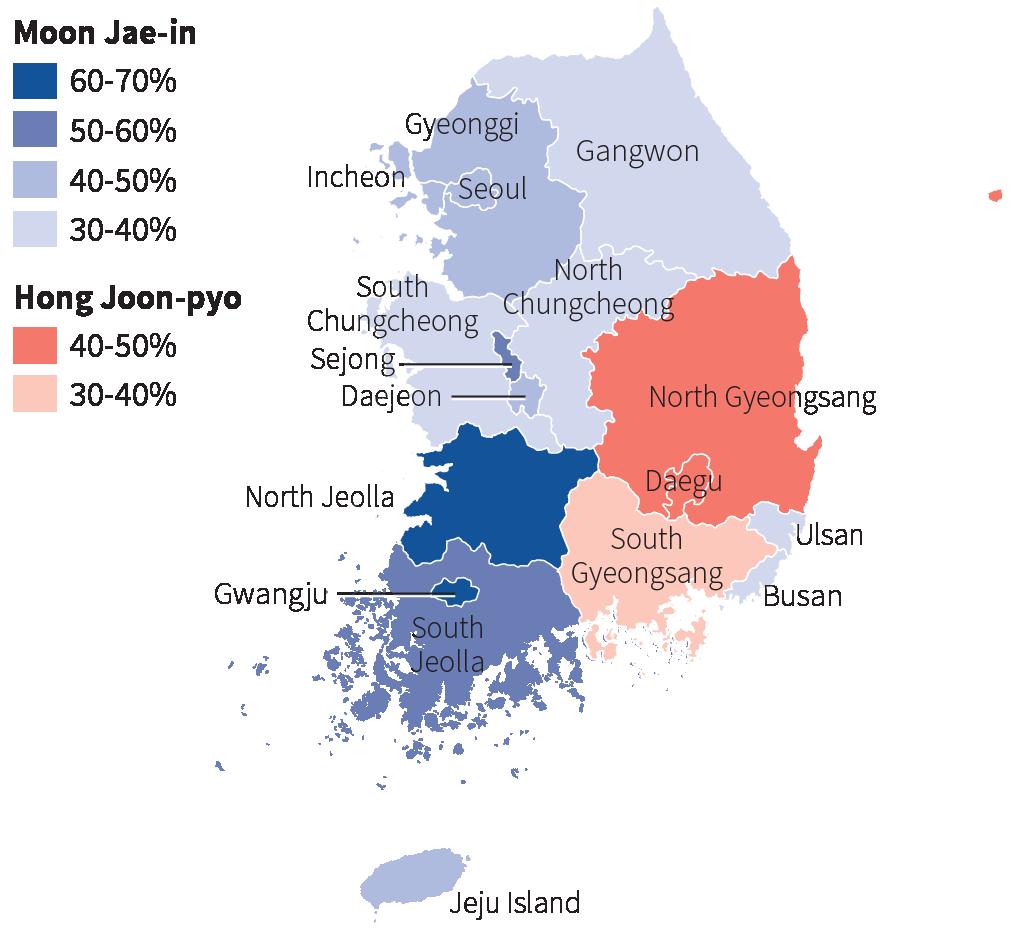South Korea Presidential Election