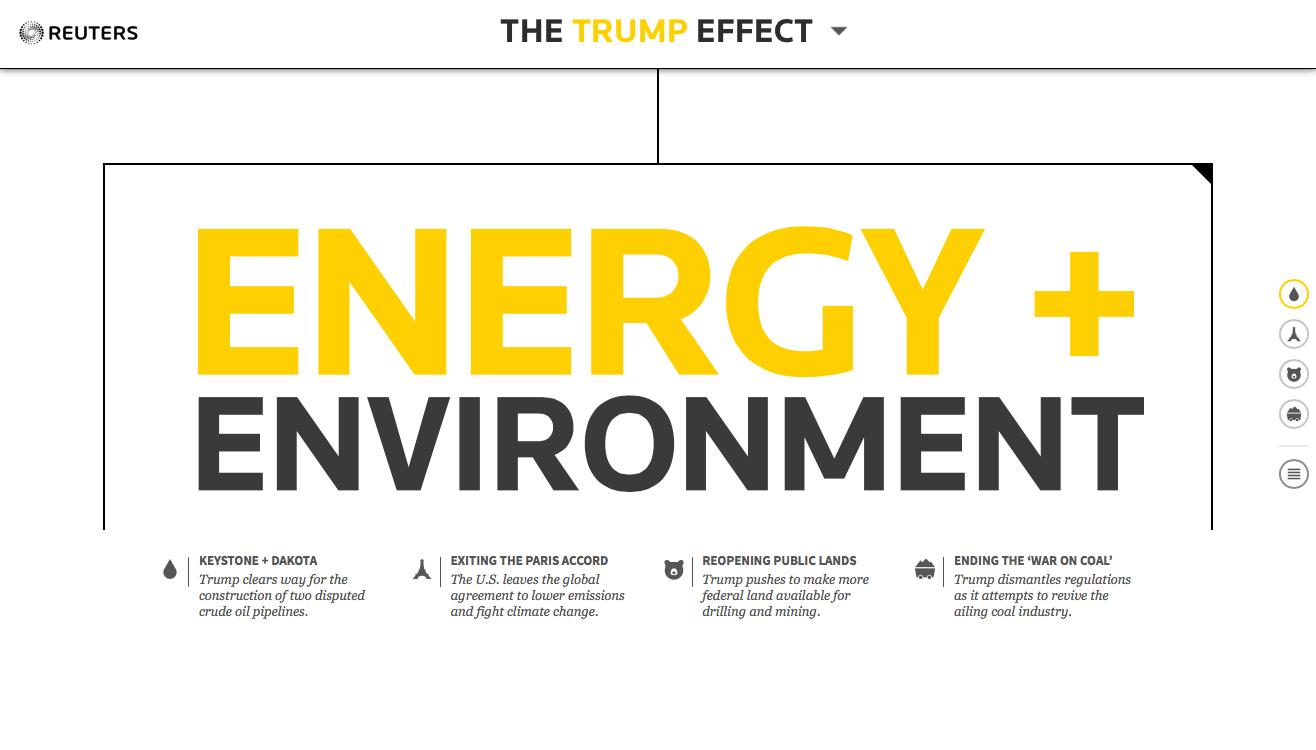 The Trump Effect | Energy & Environment